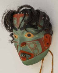 Daune Pasco portrait Mask c