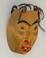 R. Stanley Woman Mask c