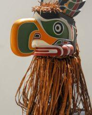 leonard Scow Thunderbird Mask b