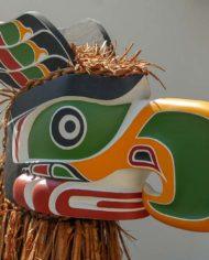 leonard Scow Thunderbird Mask c